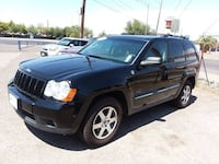 2008 Jeep Grand Cherokee Black Las Vegas, 89121