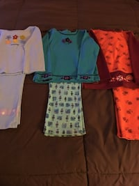 Assorted Girls Clothes 4T