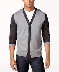 NEW MENS CARDIGAN WITH TIE
