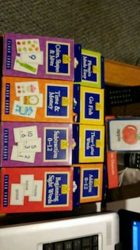 Educational Flash Cards Excelsior Springs, 64024