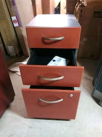 BBF 3-drawer file cabinet 38 km