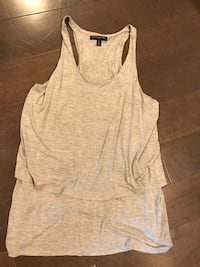 Lot of two size large name brand tanks ~ banana republic & juicy couture  Surrey, V4N 6A2