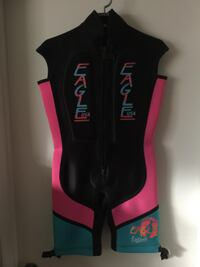 Size Extra Small (XS) Vintage Eagle USA Wetsuit London