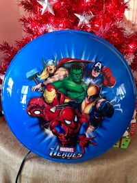 MARVEL HERO WALL LIGHT Alexandria, 22310