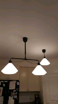 Kitchen Island Light with matching single Bowmanville, L1C 3K7