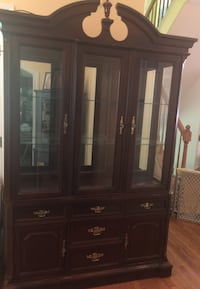 Dining room hutch. Table available for free as are a few chairs Stafford, 22556