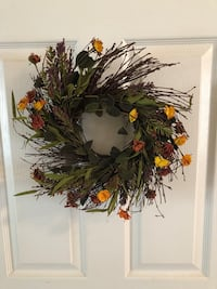 Autumn Wreath  Laurel, 20708