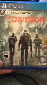 The division ps4 game  New Westminster, V3L