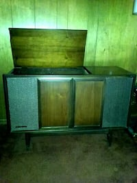 Vintage The Voice of Music Console