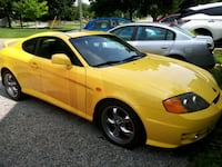 Hyundai - Tiburon - 2003 Cambridge, N3H 1S4
