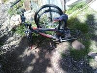 Black and red Mountain bike, Specialized Prineville, 97754