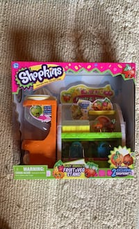 Shopkins Fruit and Veggie Stand New In Box Purcellville, 20132