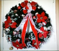 "36"" CHRISTMAS WREATH with bag! Los Angeles, 90012"
