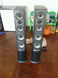 High end infinitys overture 3 tower speakers. Henderson, 89011