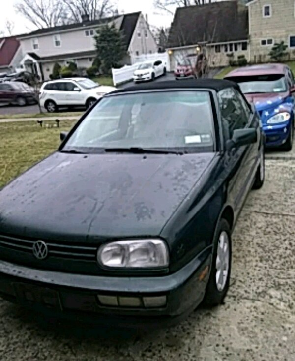 Used Volkswagen Cabrio 1995 For In Levittown