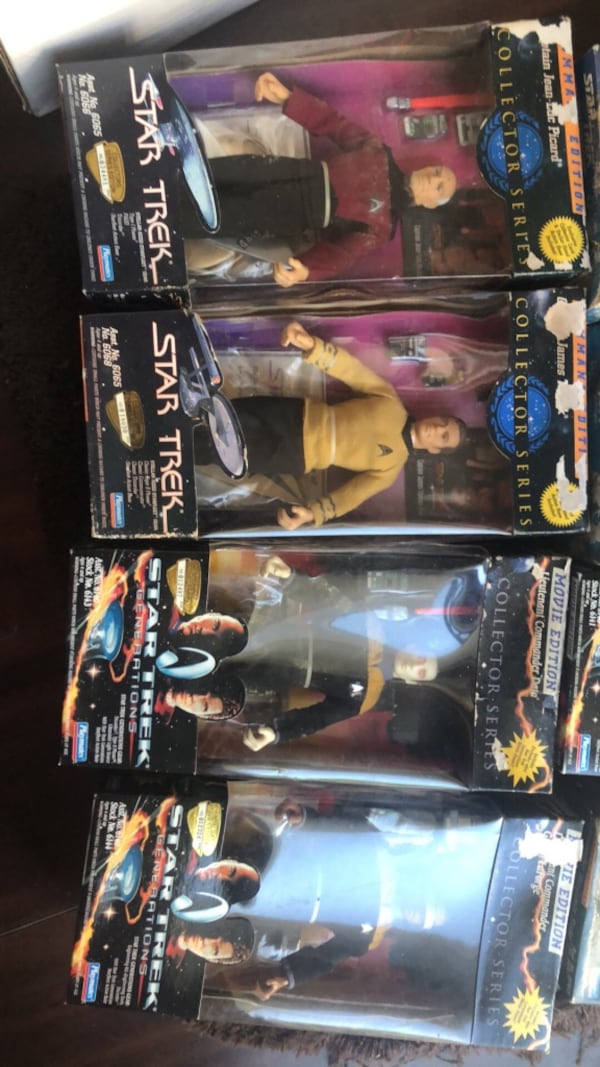 "Vintage Star Trek 9"" Collection addition figuring d0f0b821-8ba5-4c3c-aa4e-e44a52379d6b"