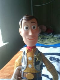 Woody action figure