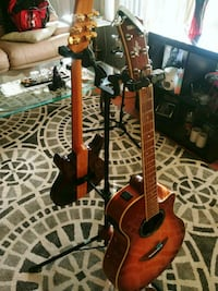 Double guitar stand Langley, V3A 4G4