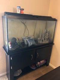 Fish tank and accessories  Fort Polk, 71459