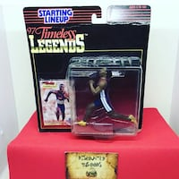 Michael Johnson Olympics Track Kenner Timeless Legends Figure Louisville, 40291
