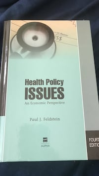 4th Edition by Health Policy Issues Textbook Glendale, 91210