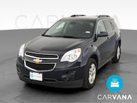2015 Chevy Chevrolet Equinox suv LT Sport Utility 4D Blue  Fort Myers