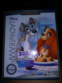 Lady And The Tramp 1 And 2