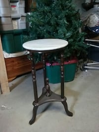 Marble Top Hall Table Schererville