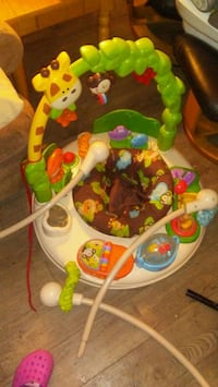 Baby jumparoo forest theme  London, N6C