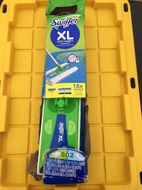 XL Dry+Wet Sweeping Kit