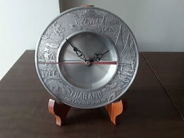 tin/ puter clock