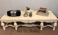 Shabby Chic Vintage Coffee Table
