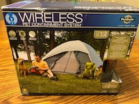 Wireless dog containment system-never opened  927 mi