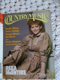 Vintage country music magazine GERMANTOWN