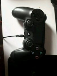 black Sony PS4 game controller London, SE20