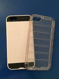 white and black smartphone case Jacksonville, 28546