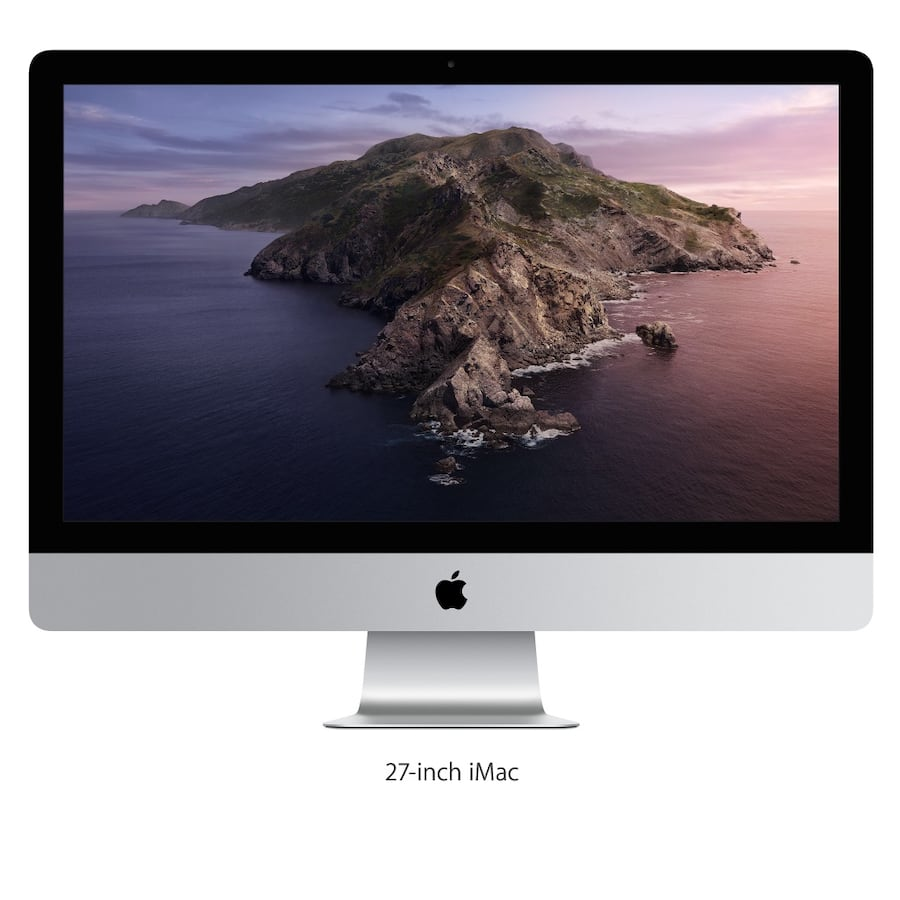 "27"" iMac with build in 5K Retina Display"
