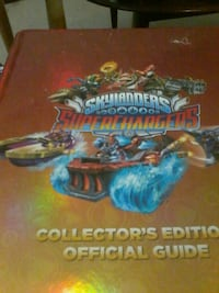 Skylanders Super Charges edition guide book St. Catharines, L2R 2M5