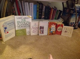 $$ ON SALE NOW $$..(7) EDUCATIONAL BOOKS