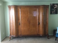 Antique Italian armoire/wardrobe San Diego, 92129