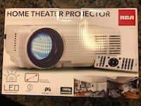 Used Rca home theater projector (rpj116) brand new for sale in New York -  letgo