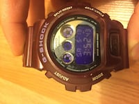 G-shock watch 370 mi