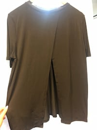 Cross/Open back Tee Toronto, M1J 2S2