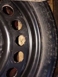 Spare tire brand new t125 70 D15