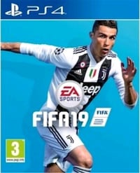 Selling FIFA 19 for PS4 Toronto, M4J 4H2