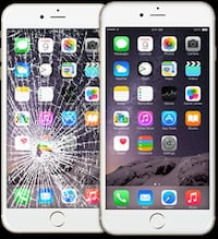 IPHONE 6 PLUS LCD SCREEN REPLACEMENT  Pawtucket, 02861