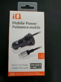 Mobile car charger type c Toronto, M6B 3Y4