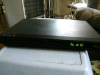black and gray DVD player Garden City, 67846