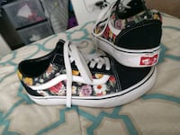 Girls floral Vans Albuquerque, 87114