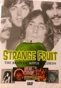 BEATLES STRANGE FRUIT THE BEATLES' APPLE RECORDS DVD NEW! Herndon, 20170